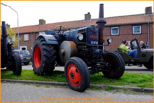 Ursus Tractor Oldtimer